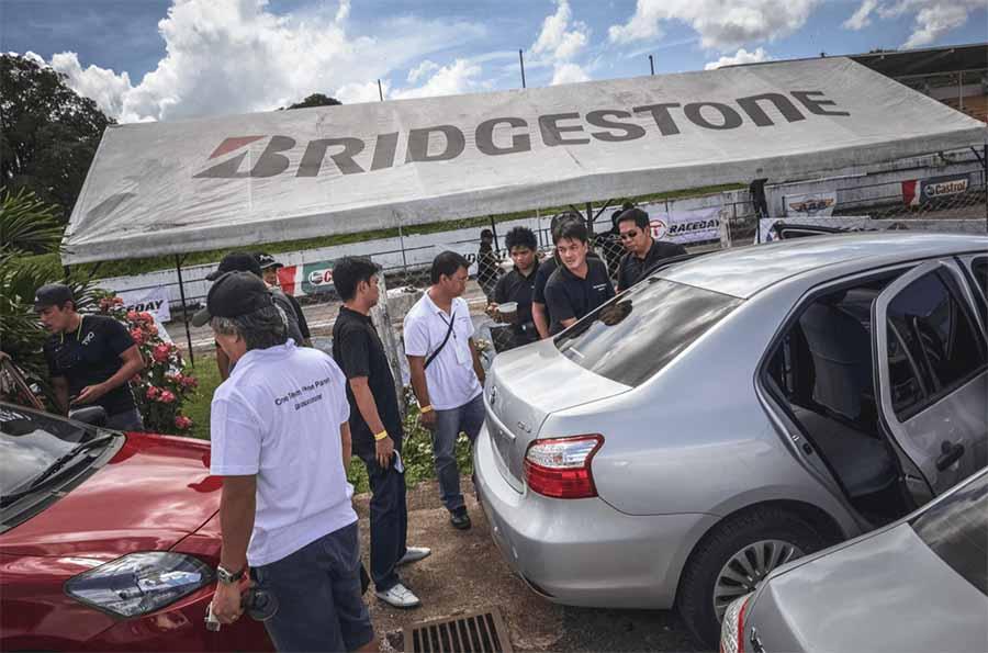 Bridgestone Cup Leg 3