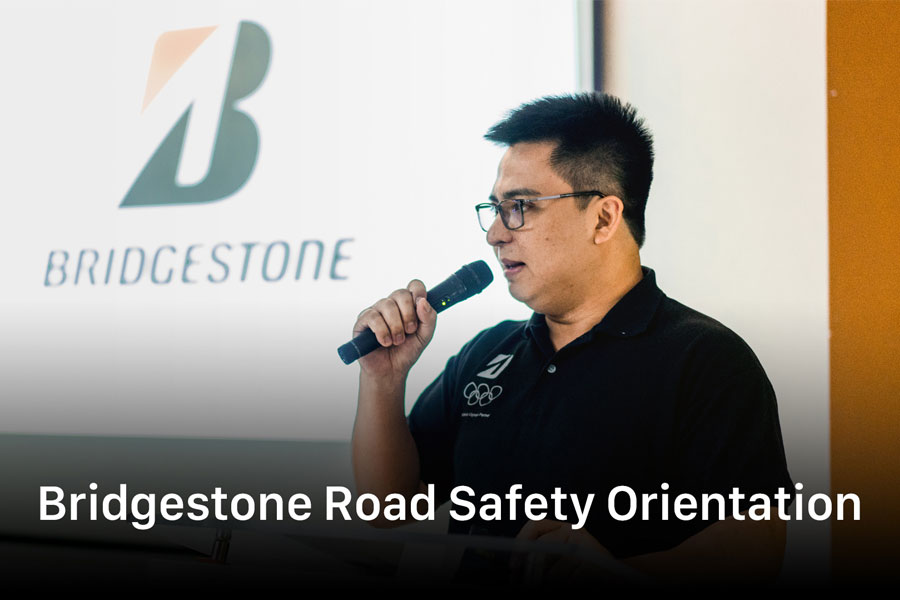 Bridgestone Facilitates Road Safety Orientation Seminar in Bataan