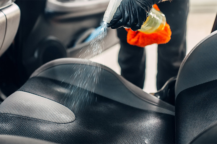 How to Sanitize Your Car Effectively