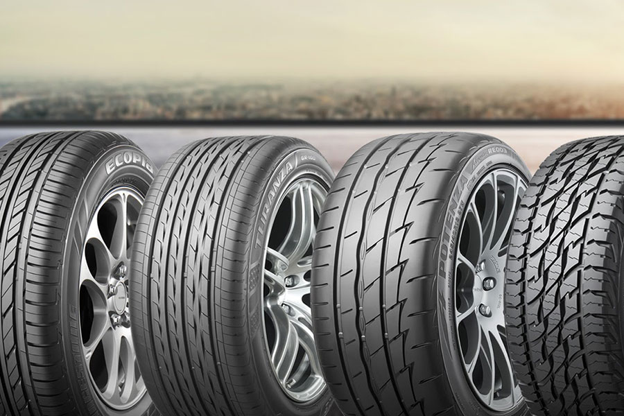 Beginners guide to different tire types