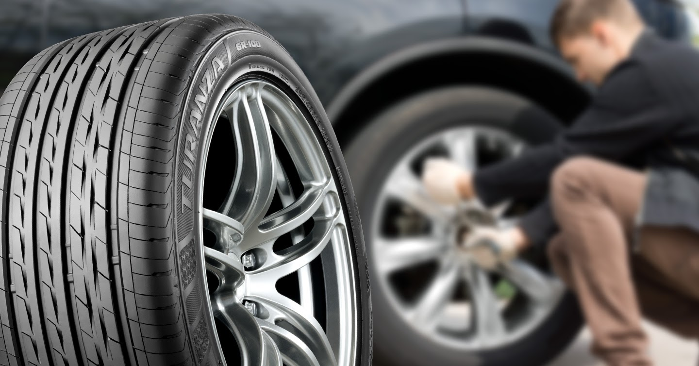 A guide on how to change tires - Bridgestone Tires PH