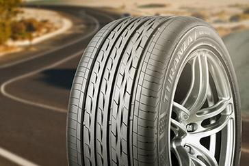 Quieter and Safer Journey with Bridgestone Turanza