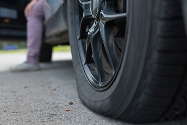 Warning Signs of a Tire Failure