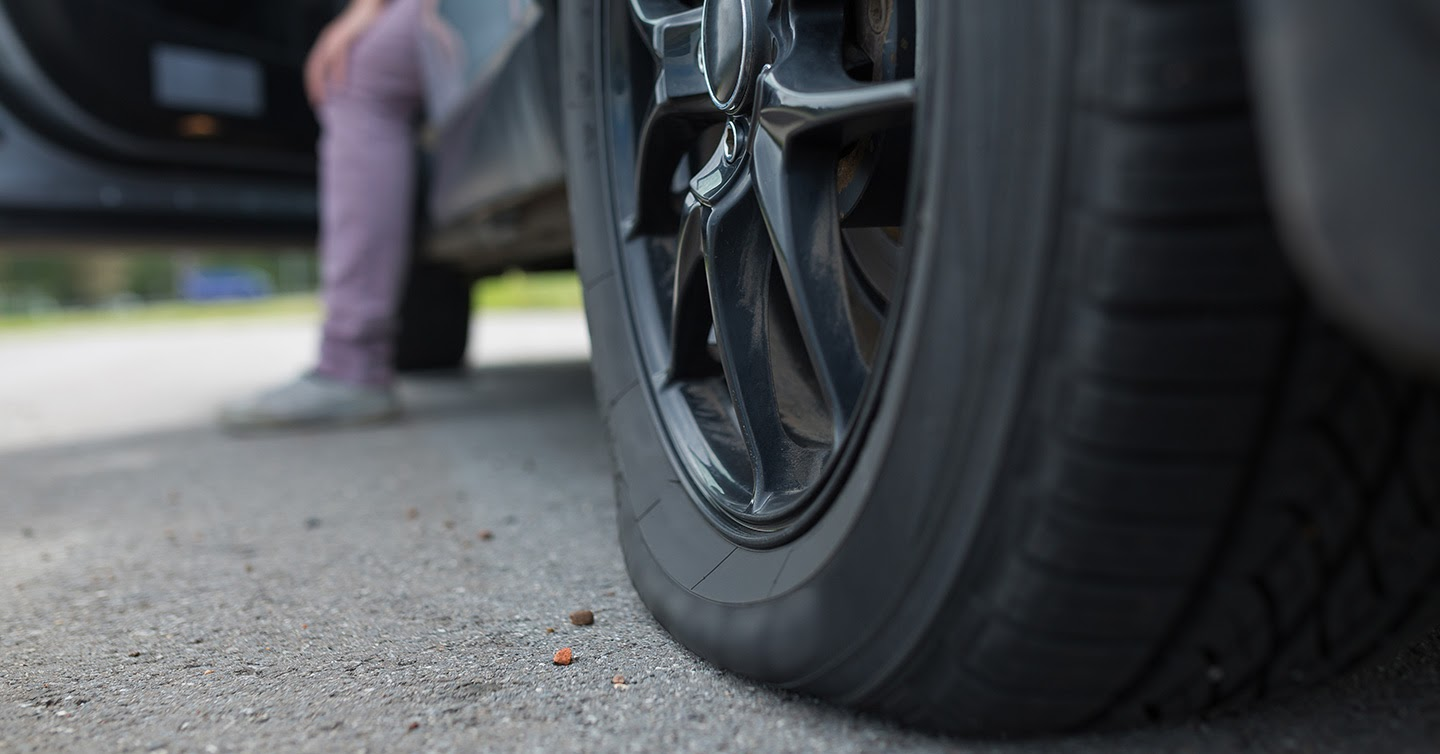 Signs of tire failure
