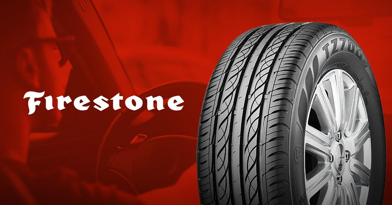 Firestone: The tire choice for sensible motorist