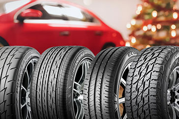 Which Bridgestone tire should you get as a gift this holiday season
