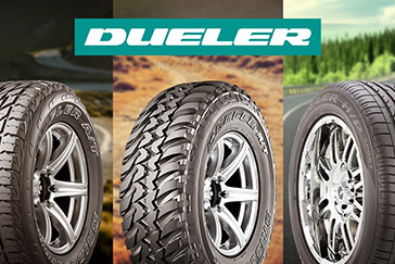 What Type of Dueler Tire should you get for your off-road adventure?