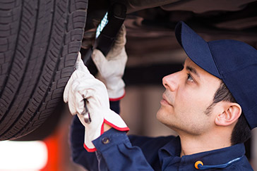 Benefits of tire rotation