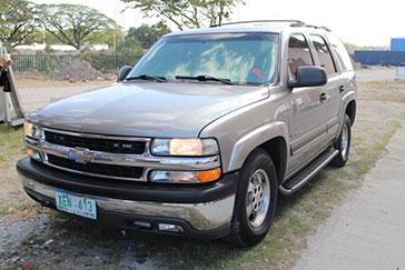 2002 Chevrolet Tahoe LS Part 1: Replacing the Front Wheel Hub