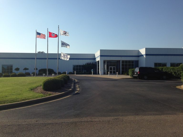 Bridgestone Metalpha Plant in Tennessee, USA.