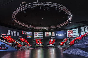Ferrari Museum Celebrates 90 Years of Scuderia Ferrari
