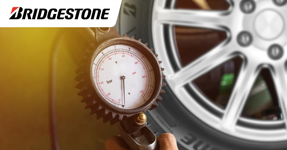 The importance of tire inflation | Bridgestone PH