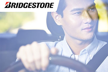 7 Reasons Why Bridgestone Gives You A Safe and Peaceful Driving Experience
