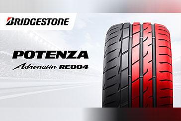 POTENZA Adrenalin RE004 Tire Pattern