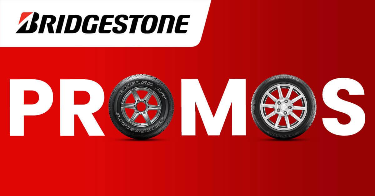 A Bridgestone promo you shouldn't miss this holiday season
